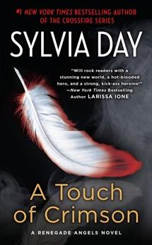 A Touch of Crimson: A Renegade Angels Novel, Day, Sylvia