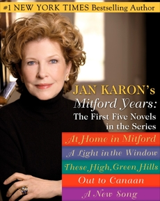 Jan Karons Mitford Years: The First Five Novels, Karon, Jan