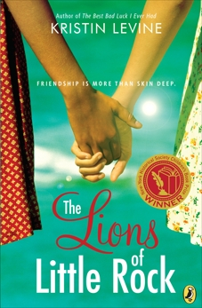 The Lions of Little Rock, Levine, Kristin