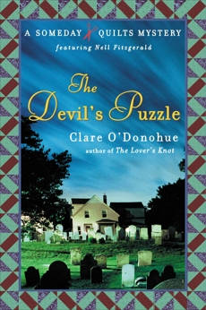 The Devil's Puzzle: A Someday Quilts Mystery, O'Donohue, Clare