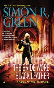 The Bride Wore Black Leather, Green, Simon R.