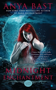 Midnight Enchantment, Bast, Anya