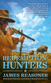 Redemption: Hunters, Reasoner, James