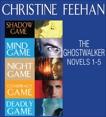Christine Feehan Ghostwalkers Novels 1-5, Feehan, Christine