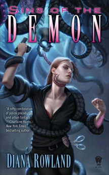 Sins of the Demon: Demon Novels, Book Four