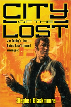 City of the Lost, Blackmoore, Stephen