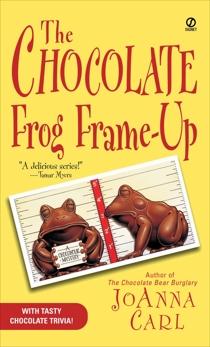 The Chocolate Frog Frame-Up, Carl, JoAnna