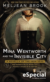 Mina Wentworth and the Invisible City, Brook, Meljean