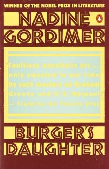 Burger's Daughter, Gordimer, Nadine