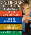 Catherine Coulter: The Viking Novels 1-4, Coulter, Catherine