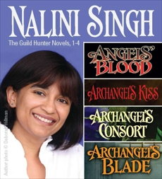 Nalini Singh: Guild Hunters Novels 1-4, Singh, Nalini