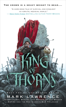 King of Thorns, Lawrence, Mark