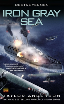 Iron Gray Sea: Destroyermen, Anderson, Taylor