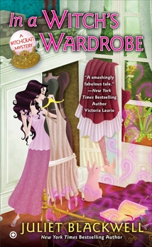 In a Witch's Wardrobe: A Witchcraft Mystery, Blackwell, Juliet