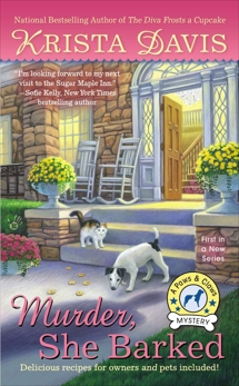 Murder, She Barked: A Paws & Claws Mystery, Davis, Krista