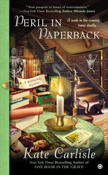 Peril in Paperback: A Bibliophile Mystery, Carlisle, Kate