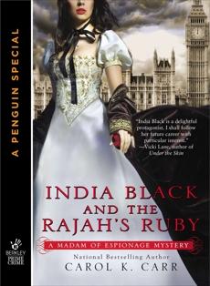 India Black and the Rajah's Ruby, Carr, Carol K.