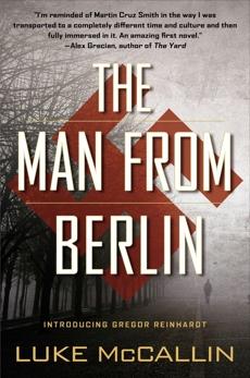 The Man From Berlin, McCallin, Luke