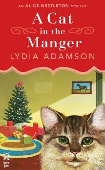 A Cat in the Manger: An Alice Nestleton Mystery (InterMix), Adamson, Lydia