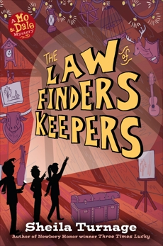 The Law of Finders Keepers, Turnage, Sheila