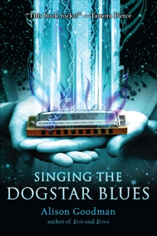 Singing the Dogstar Blues, Goodman, Alison