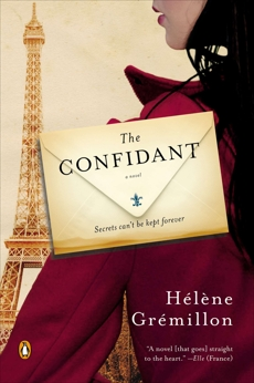 The Confidant: A Novel, Gremillon, Helene