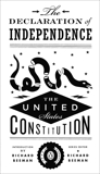 The Declaration of Independence and the United States Constitution,