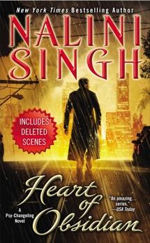 Heart of Obsidian: A Psy-Changeling Novel, Singh, Nalini