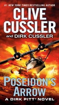 Poseidon's Arrow, Cussler, Dirk & Cussler, Clive