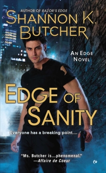 Edge of Sanity: An Edge Novel, Butcher, Shannon K.