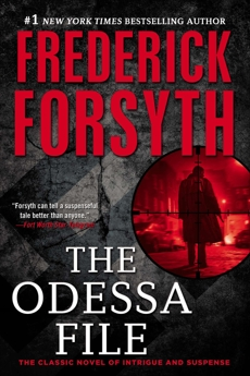 The Odessa File, Forsyth, Frederick