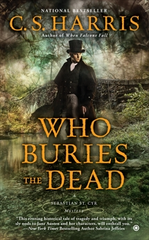 Who Buries the Dead, Harris, C. S.