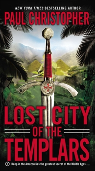 Lost City of the Templars, Christopher, Paul