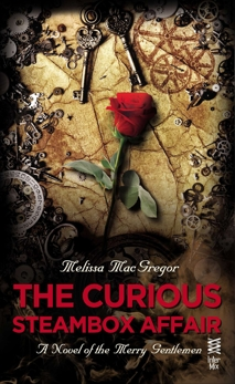 The Curious Steambox Affair, Macgregor, Melissa