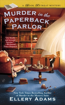 Murder in the Paperback Parlor, Adams, Ellery