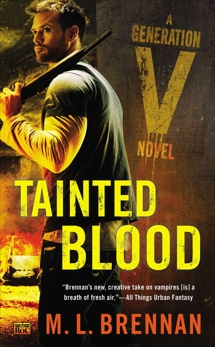 Tainted Blood, Brennan, M.L.