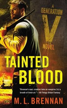 Tainted Blood, Brennan, M.L.