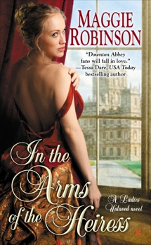 In the Arms of the Heiress, Robinson, Maggie