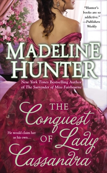 The Conquest of Lady Cassandra, Hunter, Madeline