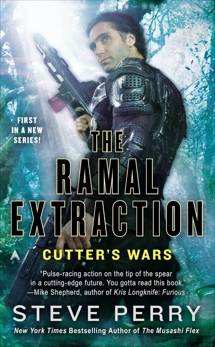 The Ramal Extraction: Cutter's Wars, Perry, Steve