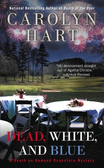 Dead, White, and Blue, Hart, Carolyn