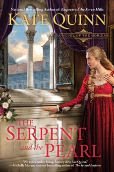 The Serpent and the Pearl, Quinn, Kate