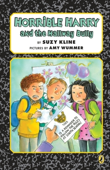 Horrible Harry and the Hallway Bully, Kline, Suzy
