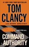 Command Authority, Greaney, Mark & Clancy, Tom