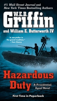 Hazardous Duty, Griffin, W.E.B. & Butterworth, William E.