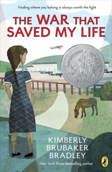 The War that Saved My Life, Bradley, Kimberly Brubaker