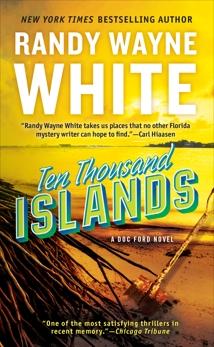 Ten Thousand Islands, White, Randy Wayne
