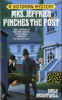 Mrs. Jeffries Pinches the Post, Brightwell, Emily