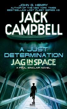 A Just Determination, Campbell, Jack & Hemry, John G.
