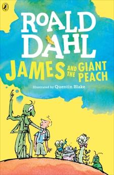 James and the Giant Peach, Dahl, Roald